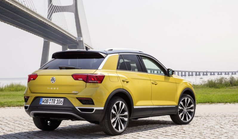 Volkswagen T-Roc Style 1.0 TSI 110hp 999cc complet