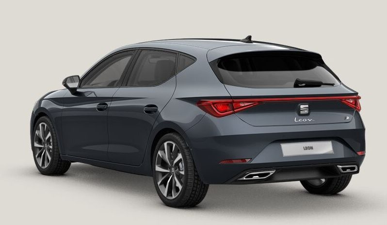 Seat Leon FR 1.5 TSI 130hp 1499cc complet