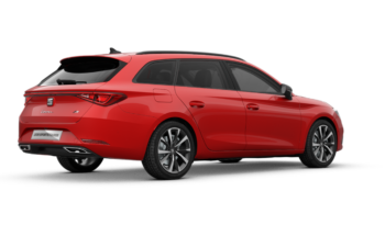 Seat Leon Station FR 1.5 TSI 130hp 1499cc complet