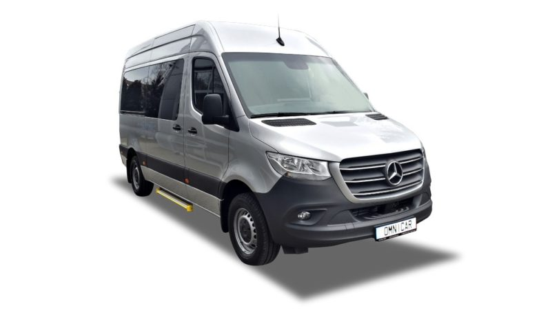 MB Sprinter 9 places 2
