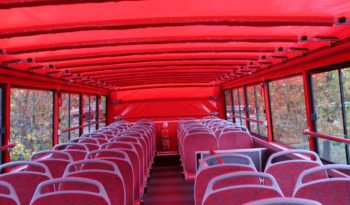 Panora Open Top Double étage – 75 passagers complet