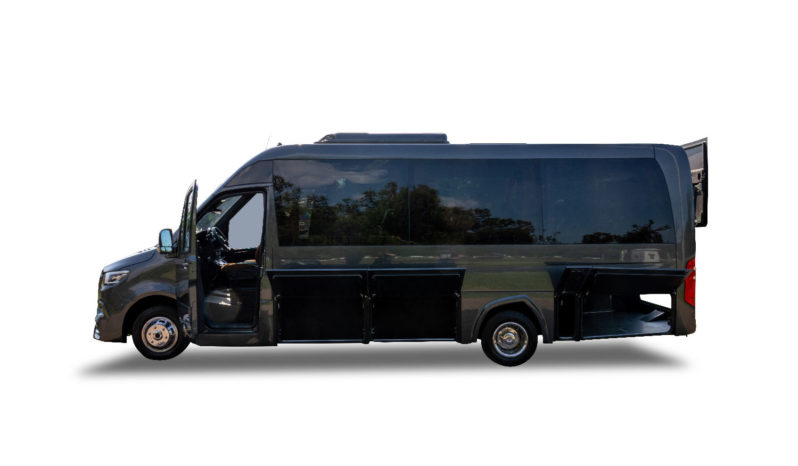 Sprinter sur châssis LD – Extra large First Class VIP complet