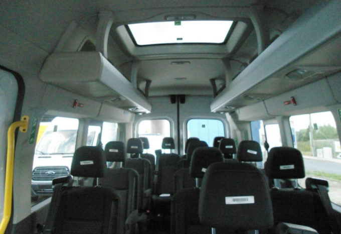 Ford Transit Trend – Classe III – Scolaire & Tourisme complet