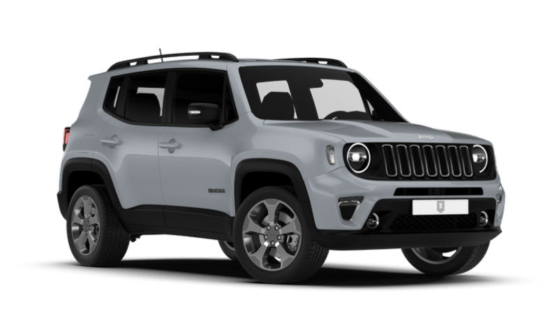 Jeep Renegade Limited 1.3 T4 150 HP DDCT image 1