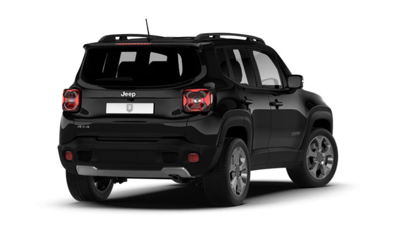 Jeep Renegade Limited 1.3 T4 150 HP DDCT complet