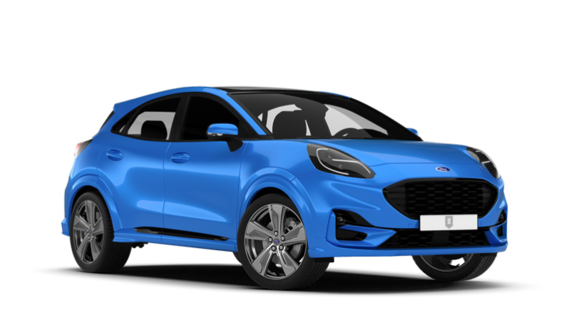 Ford Puma ST-Line 1.0 Ecoboost Mhev 125 HP image 1